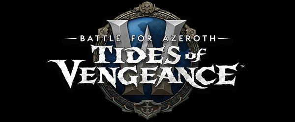 Patch 8.1: Tides of Vengeance 复仇之潮